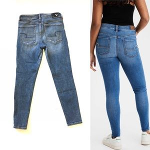 American Eagle Outfitters Jeans - American Eagle Hi-Rise Jegging Sz:4 Short